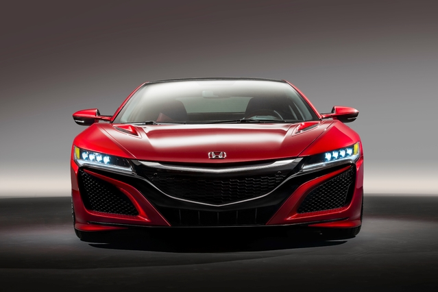 Honda NSX : à partir de 180 000 € en Allemagne
