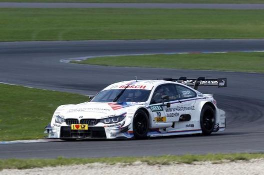 DTM - Kovalainen a testé la BMW M4