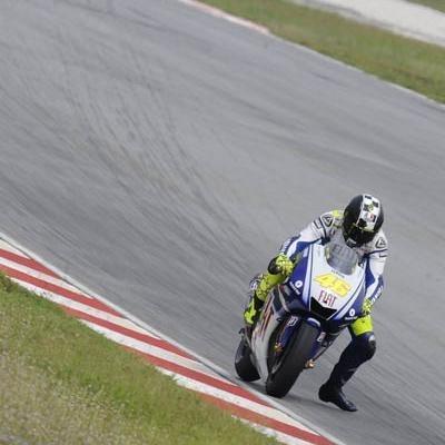 Moto GP - Yamaha: Rossi satisfait