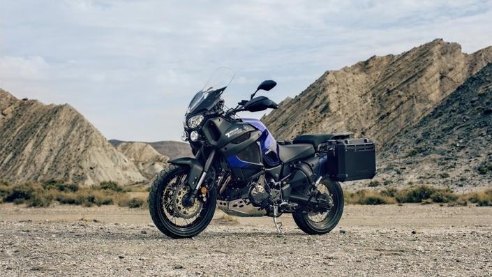 Yamaha; la nouvelle XT1200ZE Super Ténéré Raid Edition vous attend