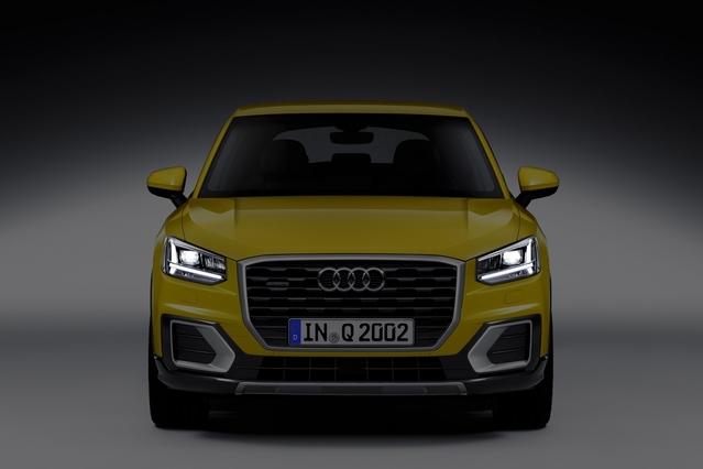 Audi dévoile le Q2