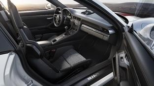 Porsche dévoile la 911 R