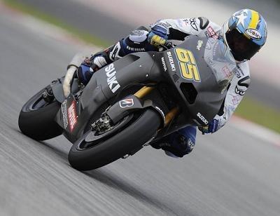Moto GP - Suzuki: C'est la grande forme pour Capirossi