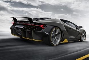 Lamborghini dévoile la Centenario LP 770-4