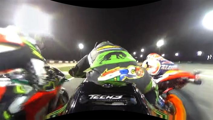 MotoGP - Johann Zarco: «le but est de jouer un titre en MotoGP»