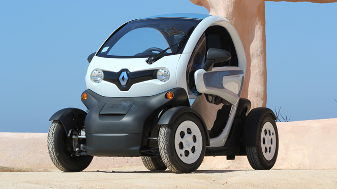 essai vid o renault twizy sympathique o r n i. Black Bedroom Furniture Sets. Home Design Ideas