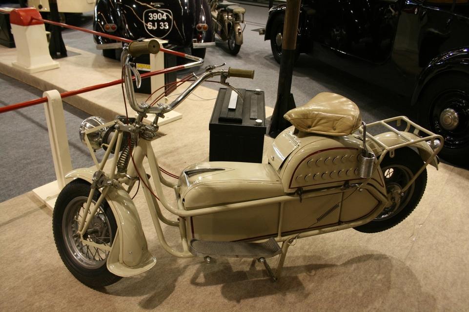 Rétromobile 2009 : Le bicylindre à l'honneur