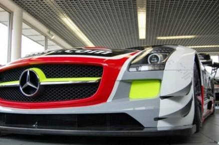 World GT - 18 autos pour la 1ère course à Nogaro