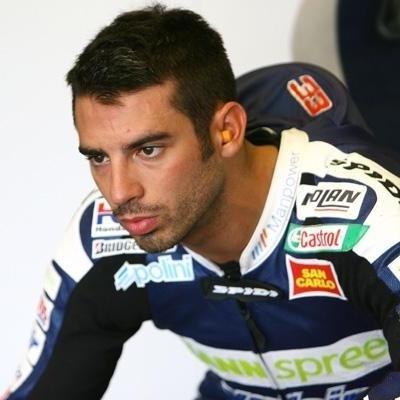 Moto GP: La complainte de Melandri