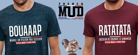 Nouveauté : la passion et le style avec French-Mud