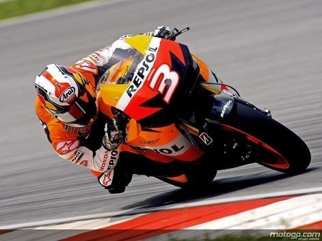 Moto GP - Honda: Le HRC va continuer ses essais sans Pedrosa !