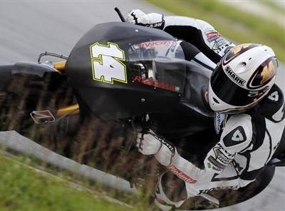 Moto GP - Honda: Randy n'y arrive pas encore