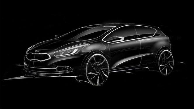 La Kia Pro Cee'd 2 s'annonce