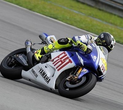 Moto GP - Yamaha: Rossi n'a pas de souci
