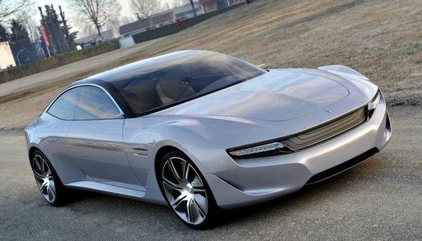 Pininfarina Cambiano : une petite série à venir ?