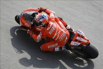Moto GP - Ducati: Que peut faire Stoner ?
