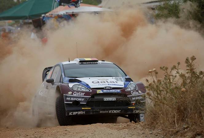 WRC Grèce Final : Latvala assure les arrières