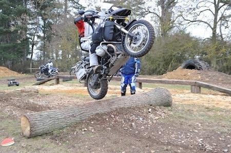 March Moto Madness: première manche en France