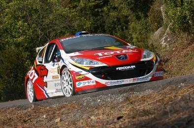 IRC: Peugeot champion!