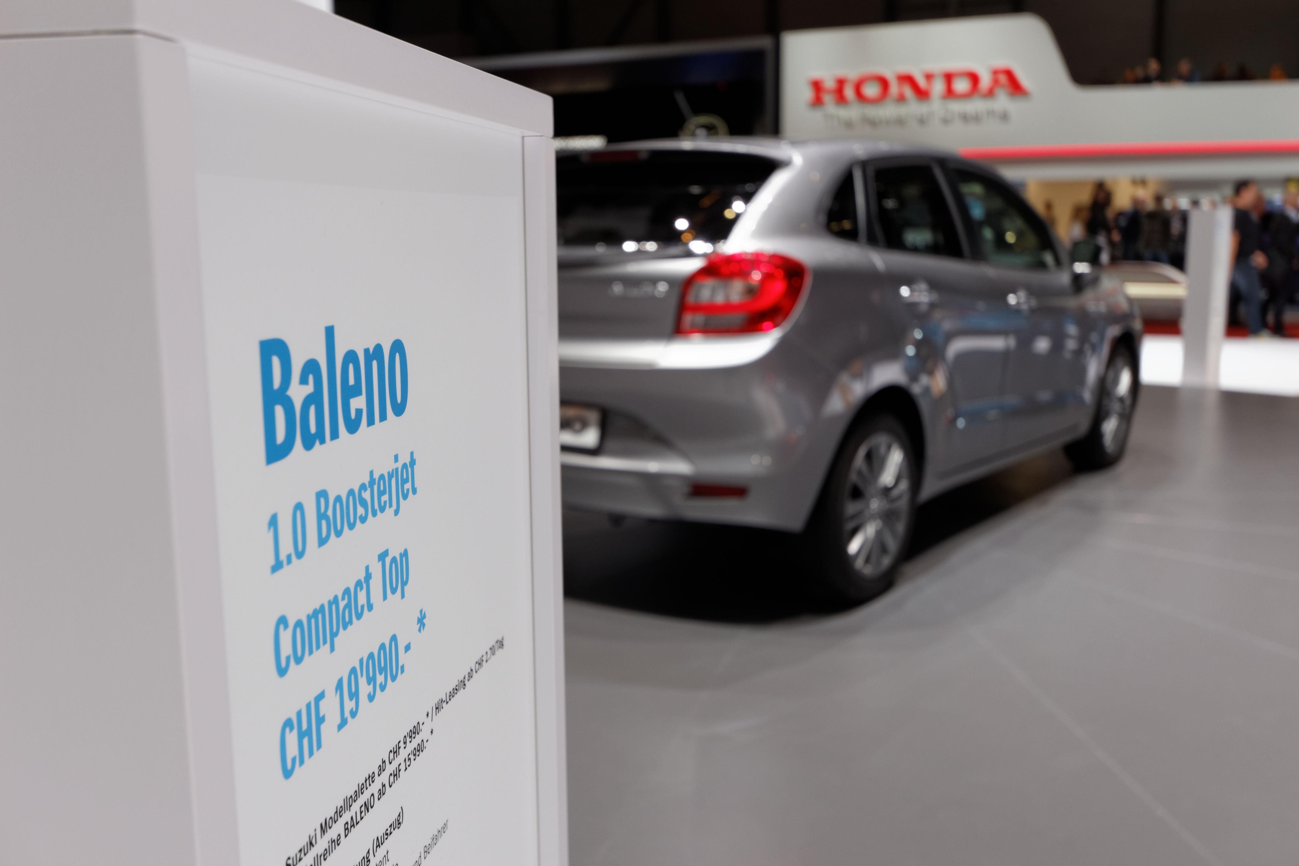 f1d4374c9e6709 Salon de Genève 2016   les autos les moins chères