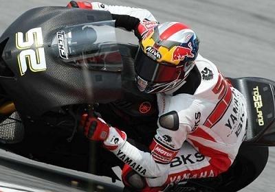 Moto GP - Yamaha: Colin qui rit, James qui pleure chez Tech3