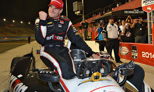 Indycar 2014 - Power enfin champion, Pagenaud 5ème