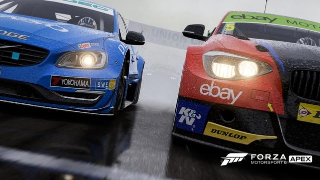 Forza 6 Apex arrive sur PC ce printemps et sera gratuit !