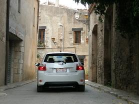 Essai - Toyota Auris Hybride : au risque de manger la Prius