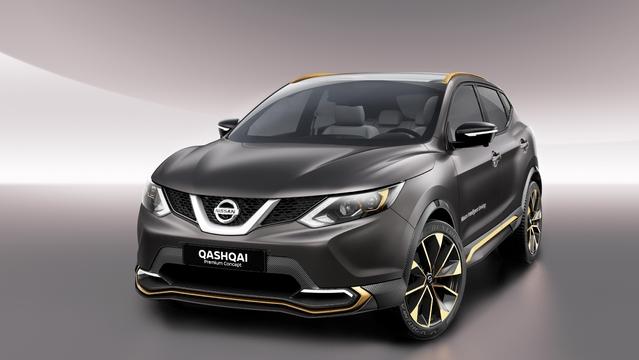 Nissan : le Qashqai semi-autonome arrive en 2017
