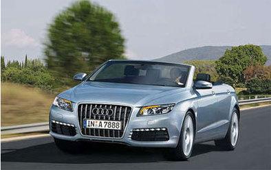 Future Audi A7: en décapotable aussi ?