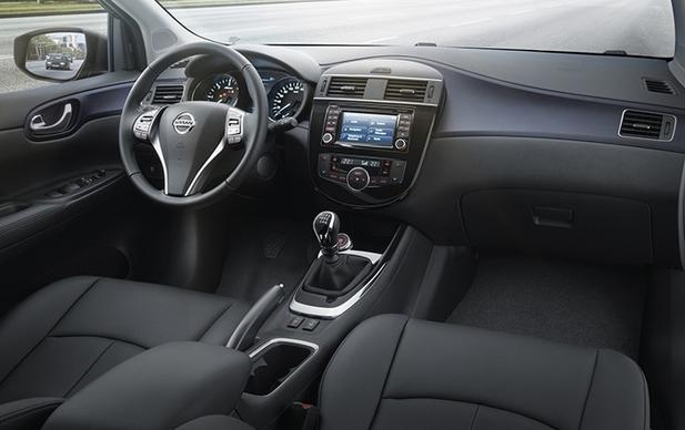 Salon de Paris 2014 - Nissan Pulsar: compacte!
