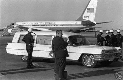 Le corbillard de JFK en vente sur e-Bay