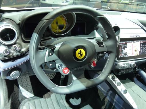 Ferrari GTC4 Lusso : la nouvelle familiale de Maranello - Vidéo en direct du salon de Genève