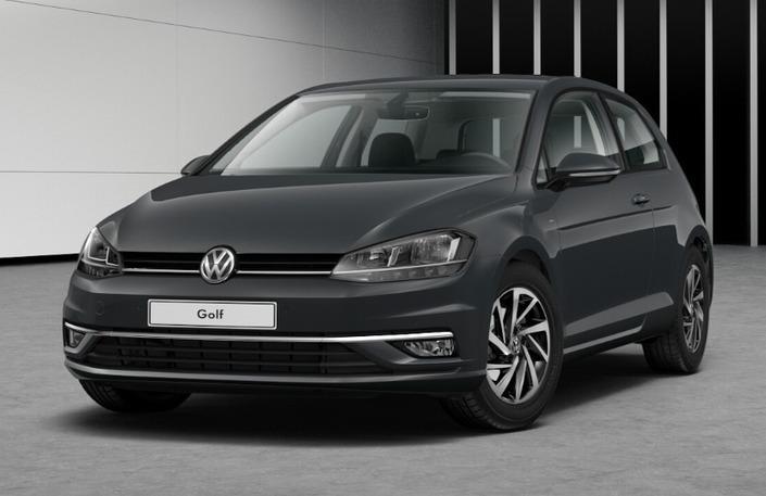 Volkswagen: une série spéciale Connect pour les Up, Golf et Sharan