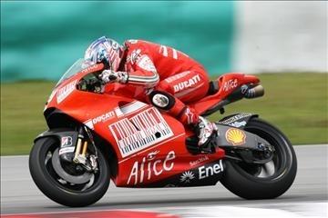 Moto GP - Ducati: Hayden n'a toujours pas vaincu le signe indien