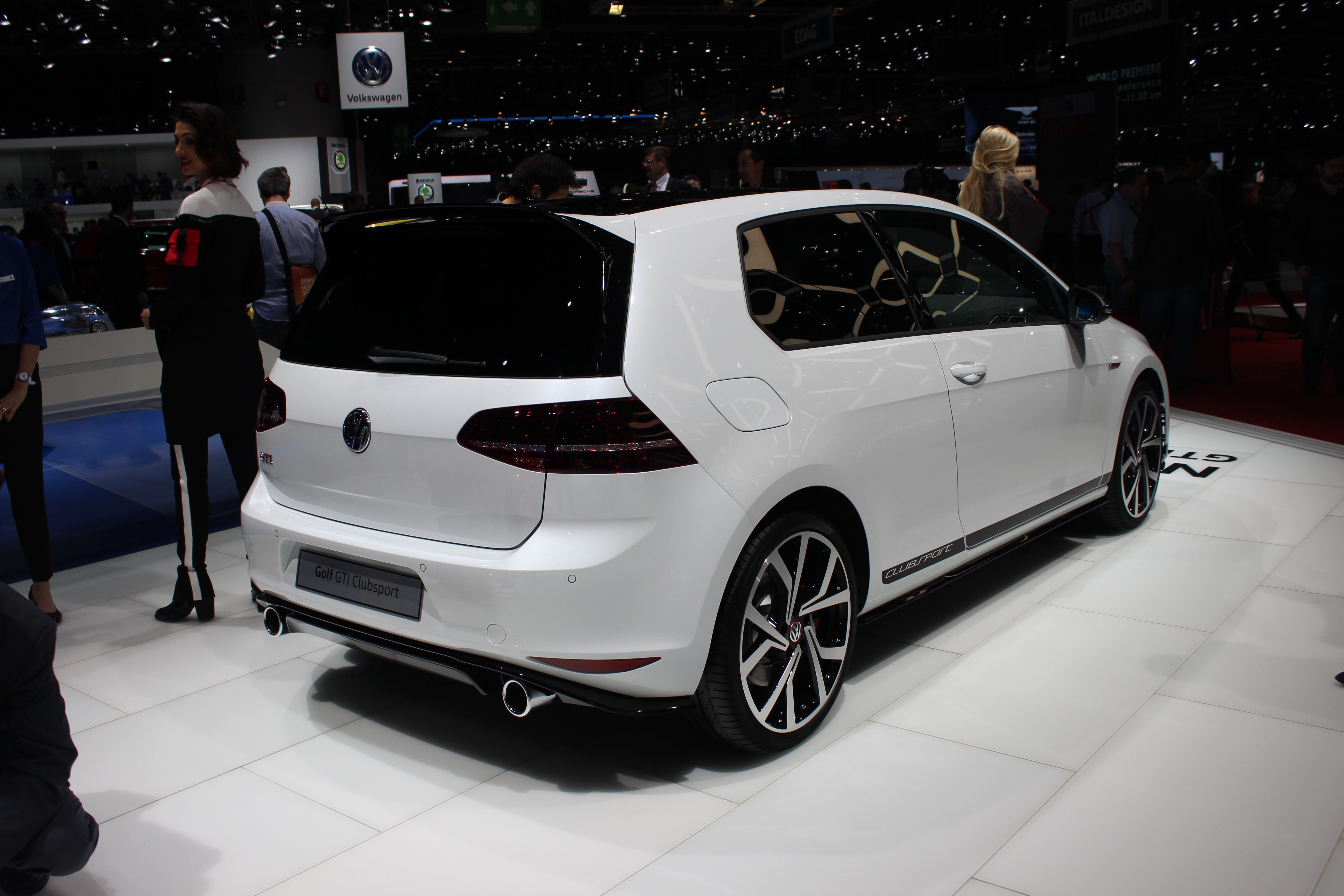 volkswagen golf gti clubsport gros coeur en direct du. Black Bedroom Furniture Sets. Home Design Ideas
