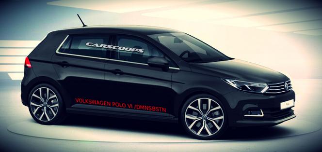 Futures VW Polo : comme ça ?