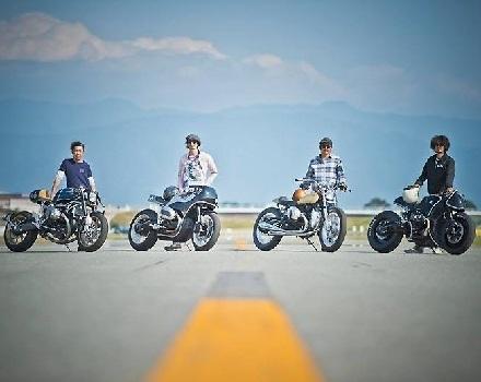 Concept – BMW: les Japonais ont rendu leur copie sur la NineT
