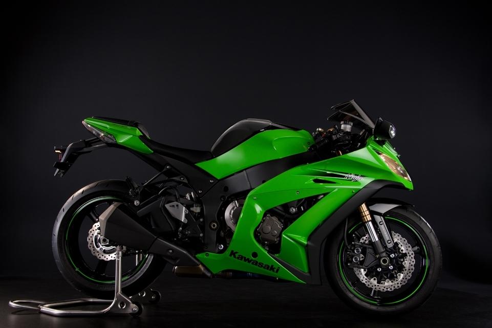 Nouveauté 2011 : Kawasaki Ninja ZX-10R