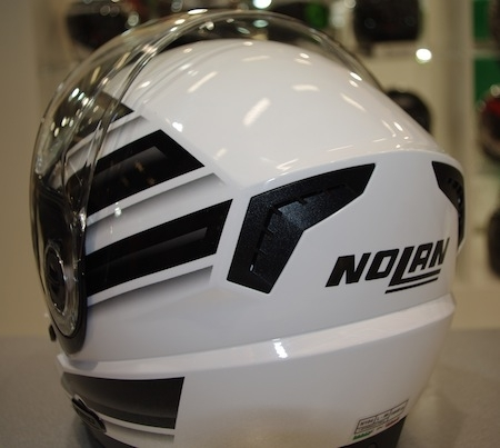 En direct du salon de la moto 2011: Nolan, X-lite & Co