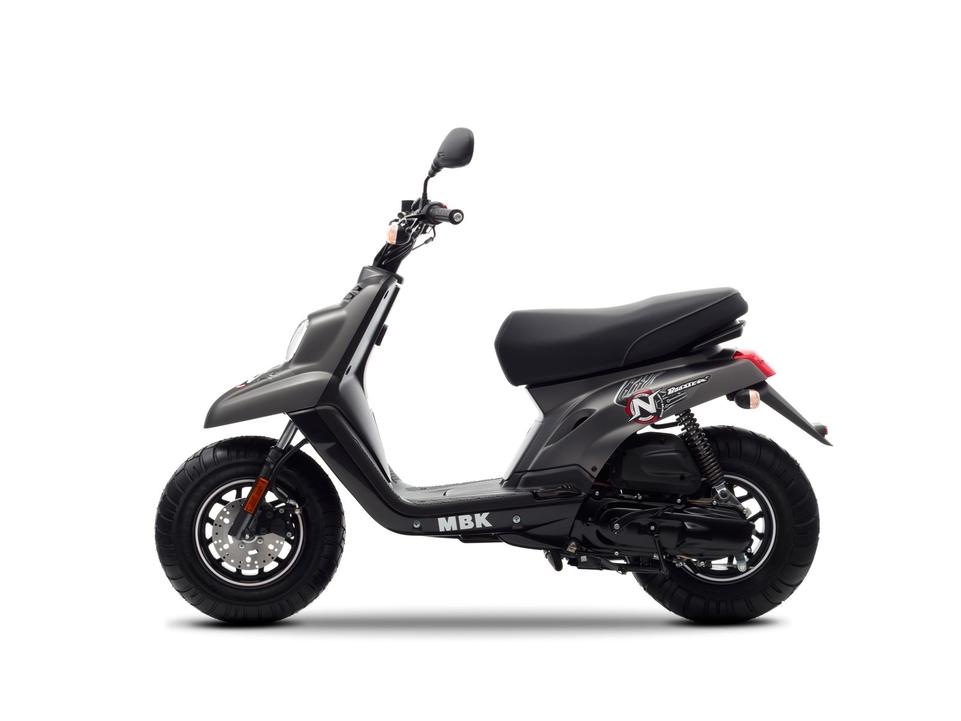 MBK : des nouveaux coloris pour la gamme de scooters 2015