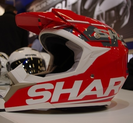 En direct du salon de la moto 2011: Shark prend la direction du off road