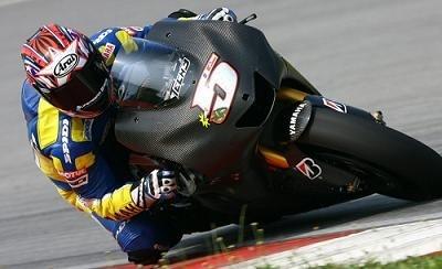 Moto GP - Yamaha: Edwards va aussi faire un tour à l'hôpital