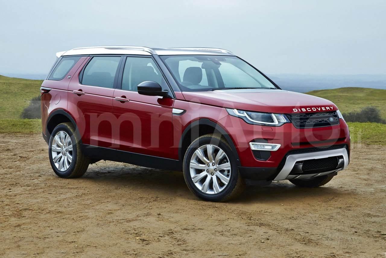 Futur Land Rover Discovery : comme ça