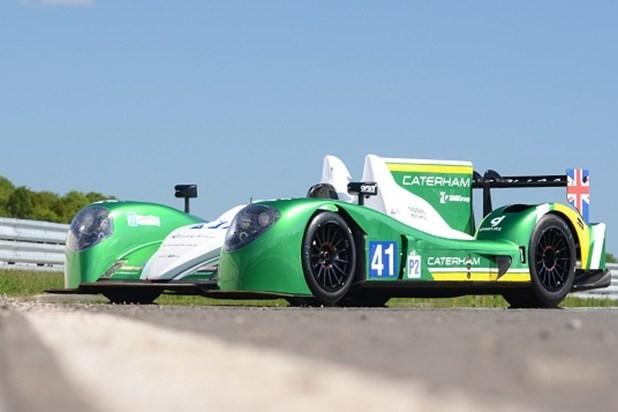 Caterham s'invite aux 24 Heures du Mans