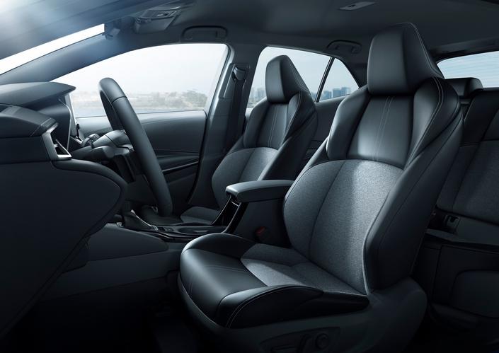 Surprise : voici l'intérieur de la nouvelle Toyota Auris