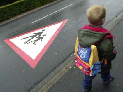Sécurité routière : 75% des parents sont imprudents sur le chemin de l'école