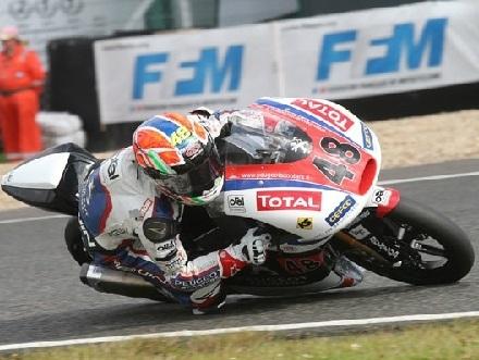 Moto 3: en championnat de France c'est Peugeot qui gagne