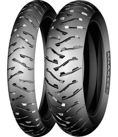 Michelin Anakee III: de la polyvalence pour les gros trails