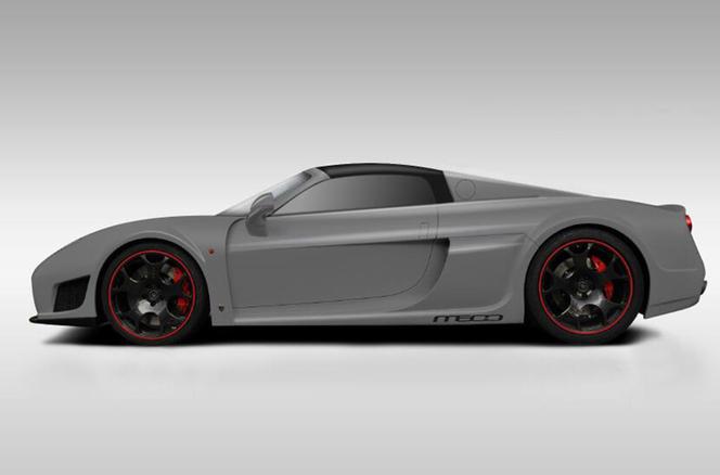 Une Noble M600 Roadster pour bientôt?